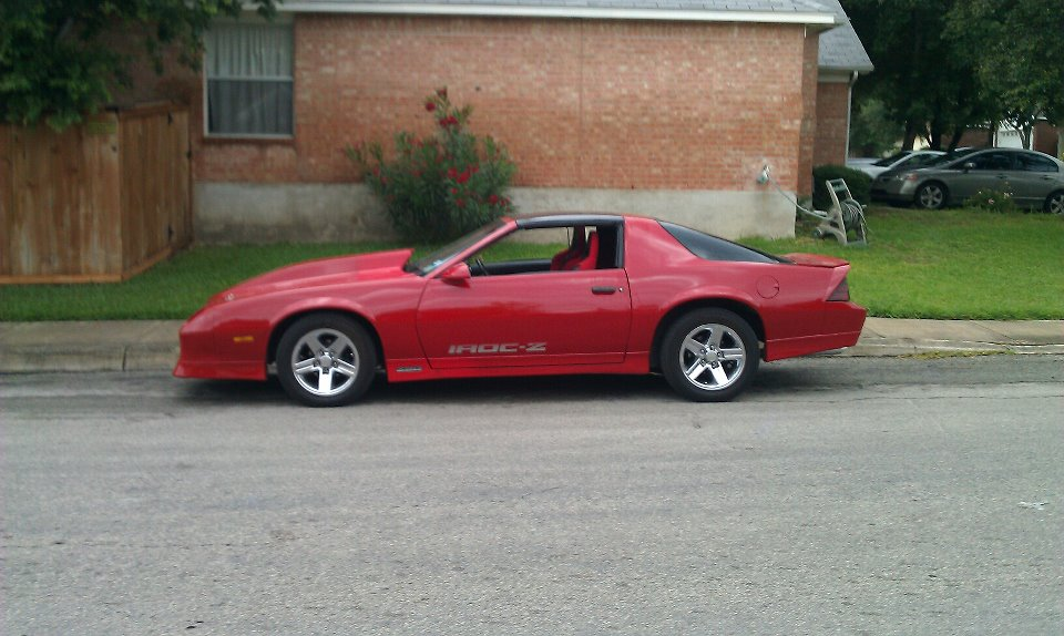 Who lives in texas with a Thirdgen ? - Camaro5 Chevy Camaro Forum / Camaro ZL1, SS and V6 Forums ...