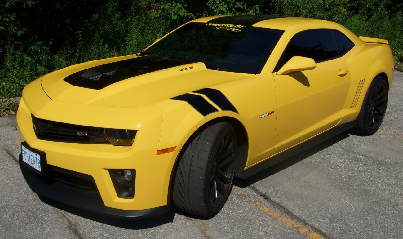 Official Rally Yellow Zl1 Photos Thread Page 3 Camaro5
