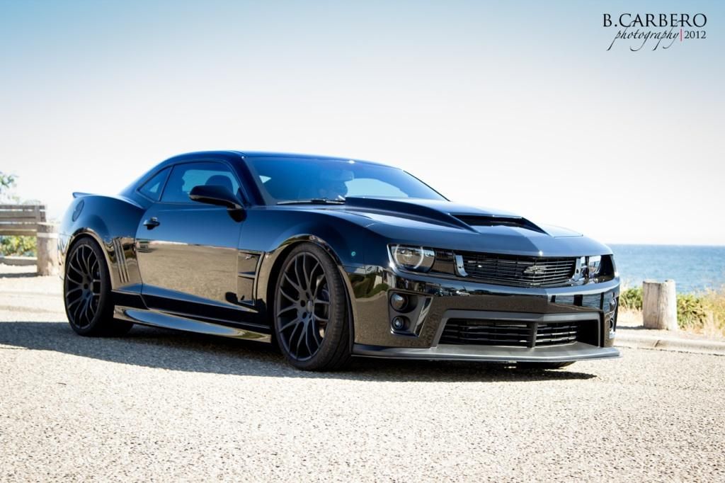 Zl1 Front Bumper Conversion From Garys Custom