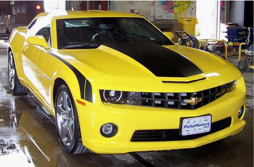 2011 camaro 2ss rs. Chevrolet : Camaro 2SS/RS