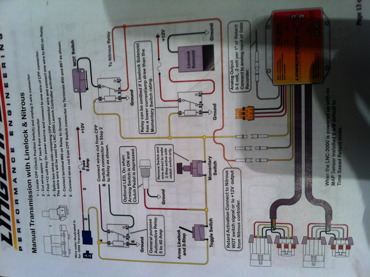 Installing Lnc 2000 Question With Nitrous Camaro5 Chevy Camaro Neutral Safety Switch Wiring Diagram Attached Images