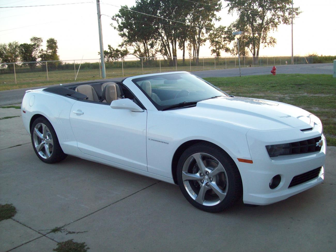 2013 Polished RS package wheels and tires for sale. - Camaro5 ...