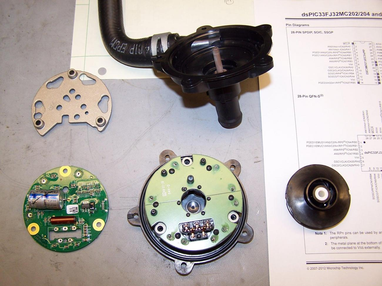 Zl1 Lsa Supercharger Intercooler Pump Inside Look Camaro5 Chevy 2010 Cts V Wiring Diagram Attached Images