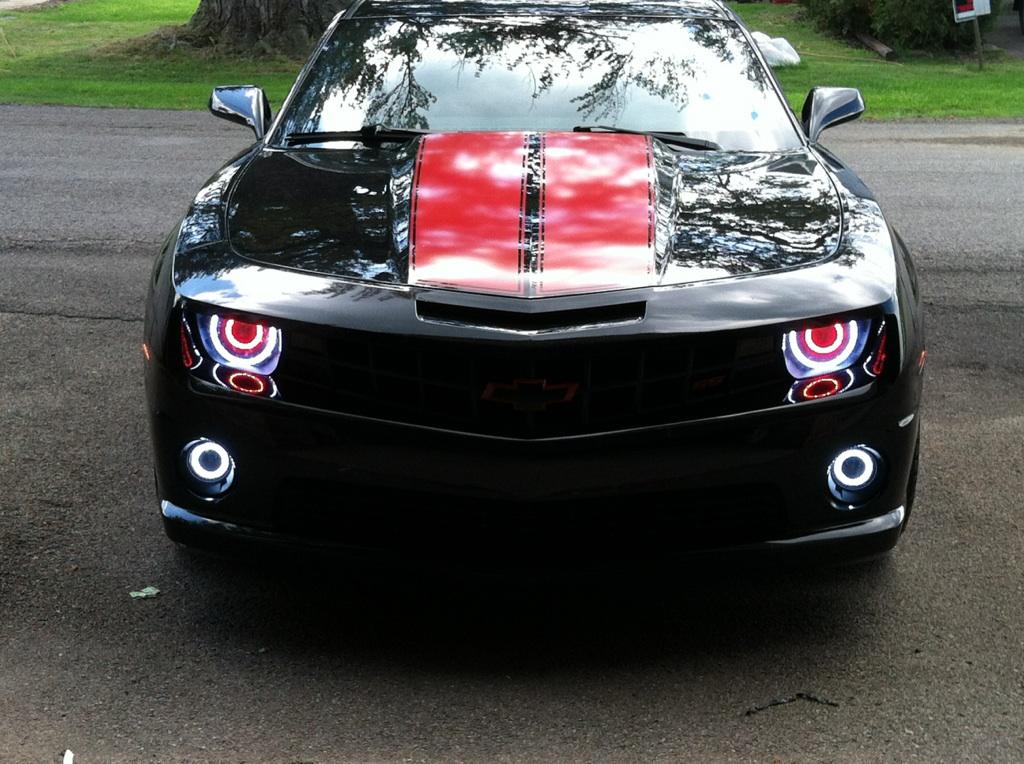 Demon Eyes For Zl1 Camaro Html Autos Post