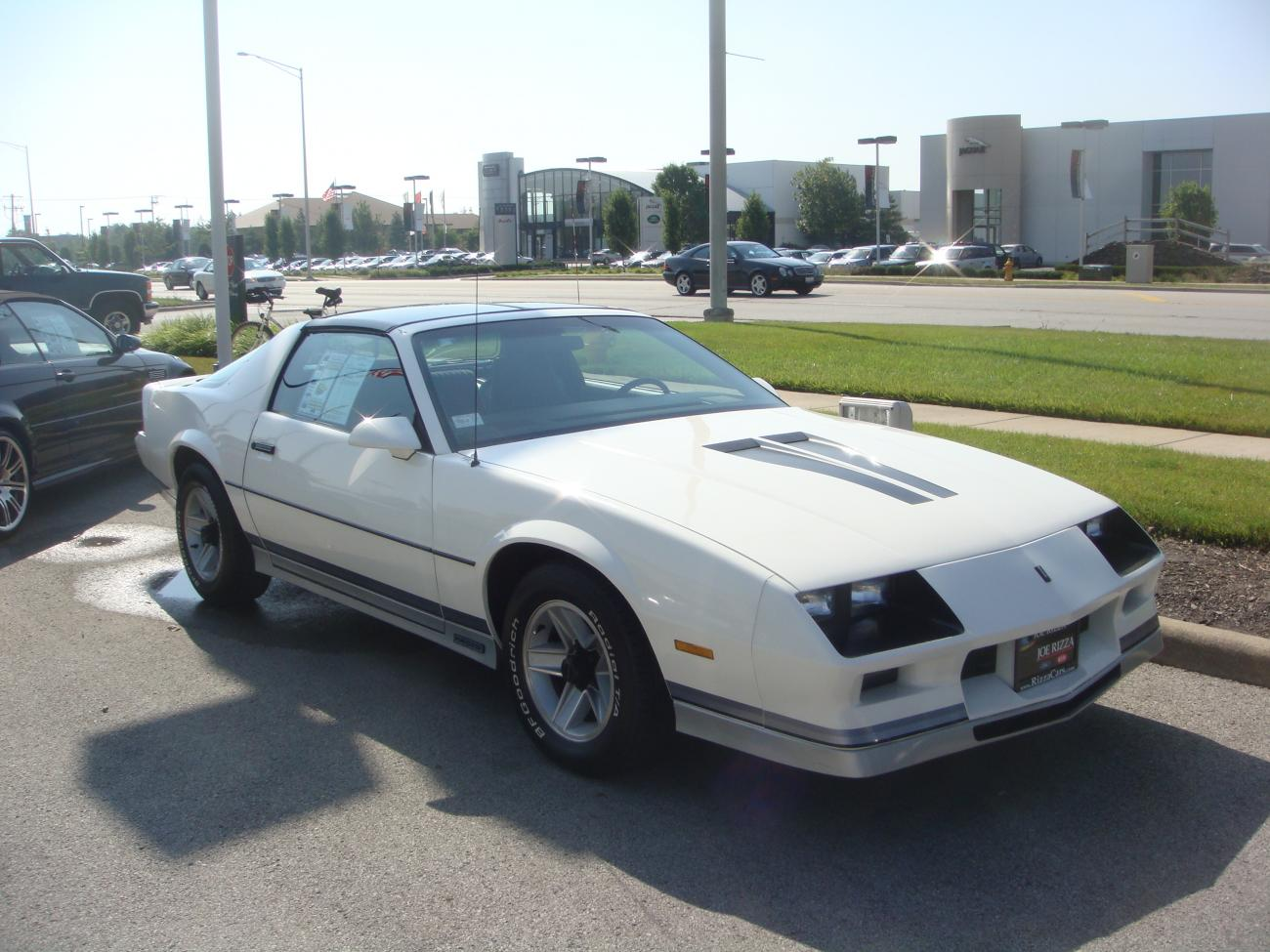 Wow Beautiful 19 000 Mile All Original 1983 Z28 For Sale