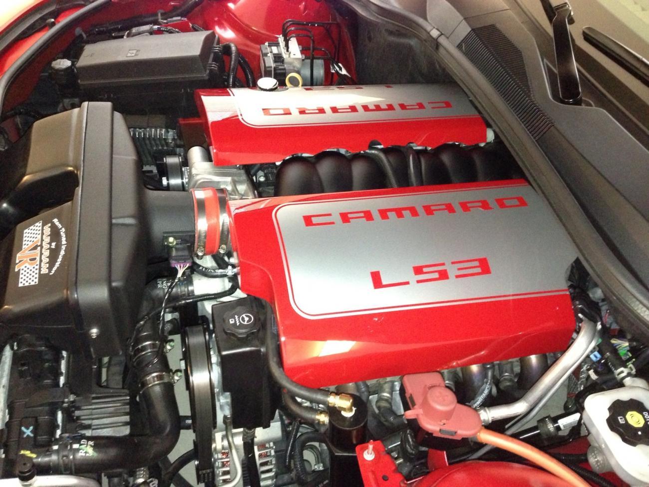 Ls3 Engine Cover Camaro5 Chevy Camaro Forum Camaro Zl1