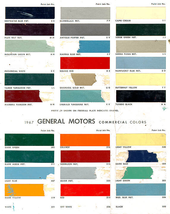 Showthread also 76886 Original Vintage Car Paint Colours additionally Engine 41398932 moreover Interior 20Color 41081071 likewise Engine. on on location of chevy car paint codes