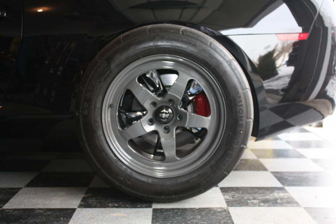 Weld Racing Wheel Amp Drag Radial Tire Package For Sale