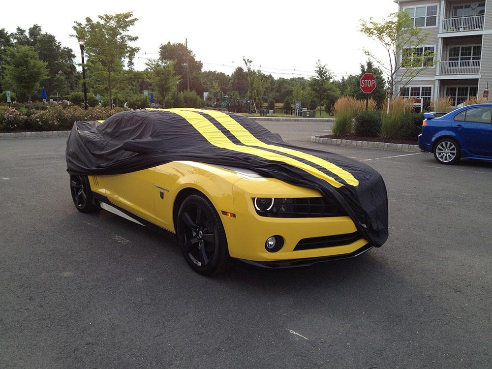 SOLD  2012 Camaro Transformers 3 Edition  Camaro5 Chevy