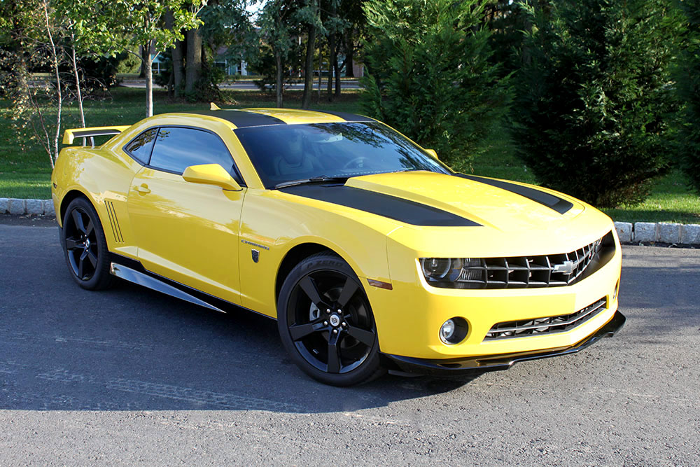 SOLD!*** - 2012 Camaro Transformers 3 Edition - Camaro5 Chevy Camaro ...