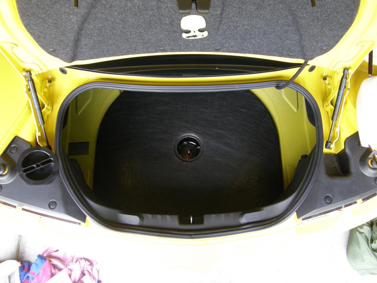 Compact Spare Tire Camaro5 Chevy Camaro Forum Camaro