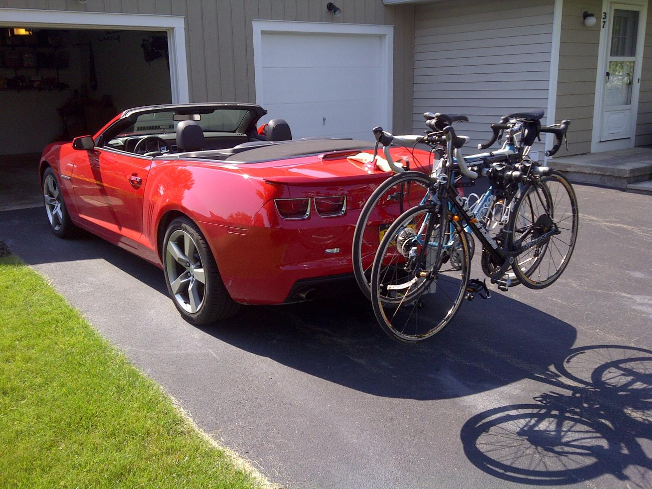 Bike Rack Or Roof Rack Page 7 Camaro5 Chevy Camaro Forum Camaro Zl1 Ss And V6 Forums