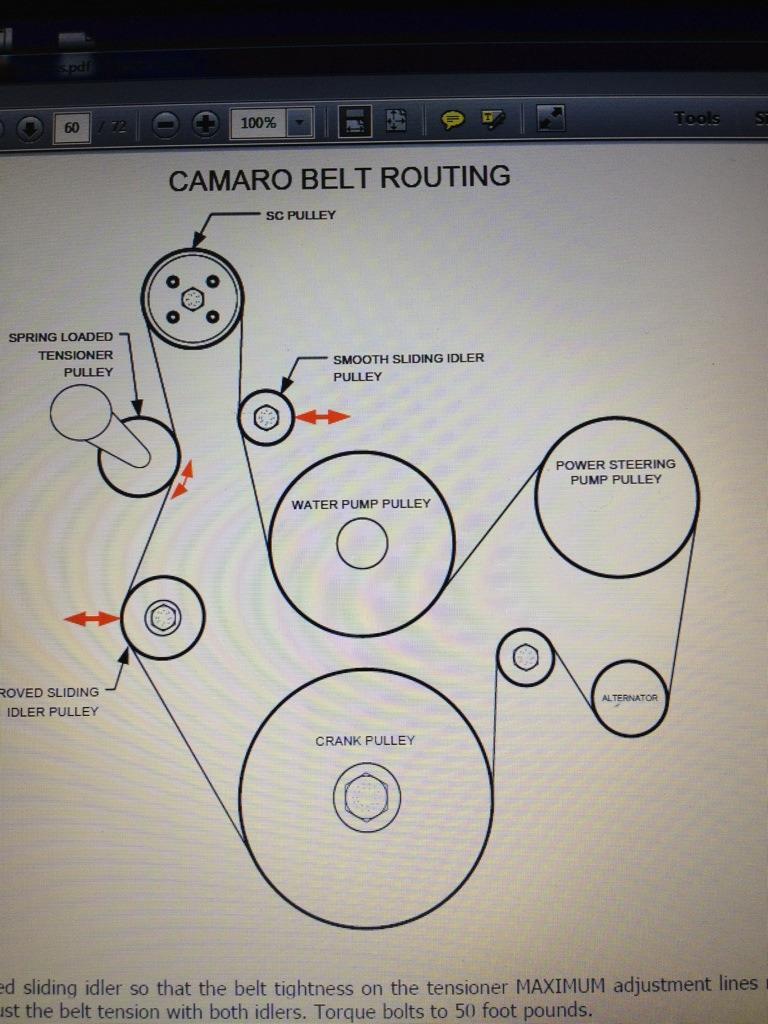 Serpentine Belt - Page 2 - Camaro5 Chevy Camaro Forum    Camaro Zl1  Ss And V6 Forums