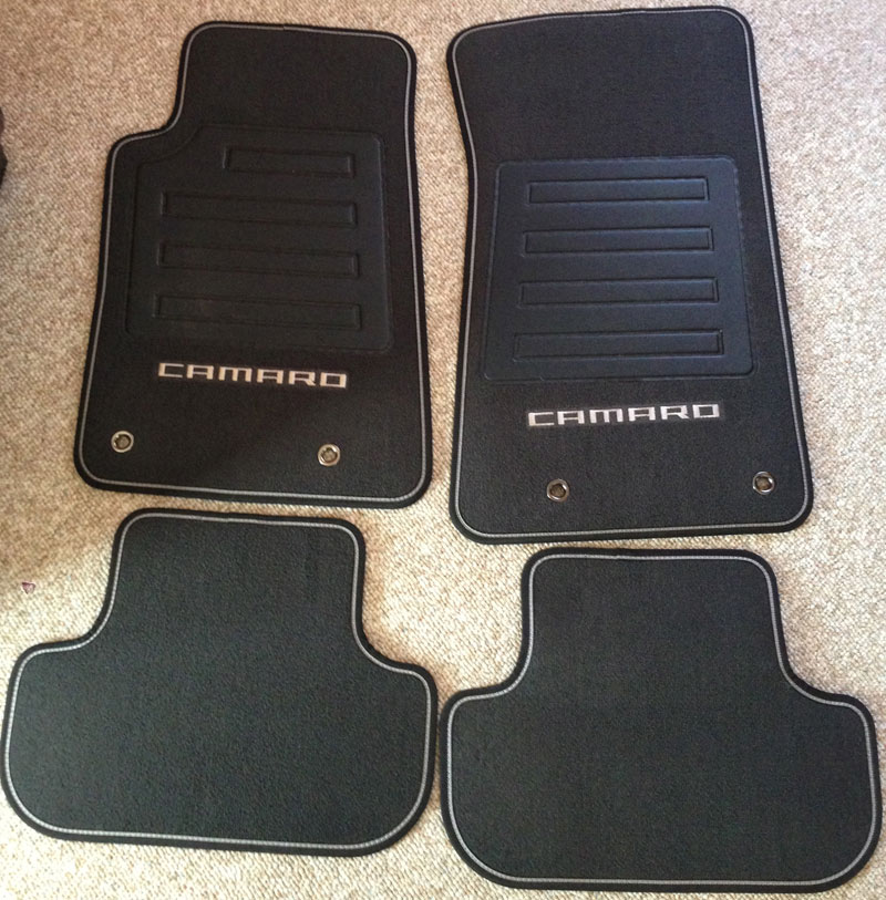 ss embroidered com rpidesigns item lloyd custom floor mats camaro shop package floors