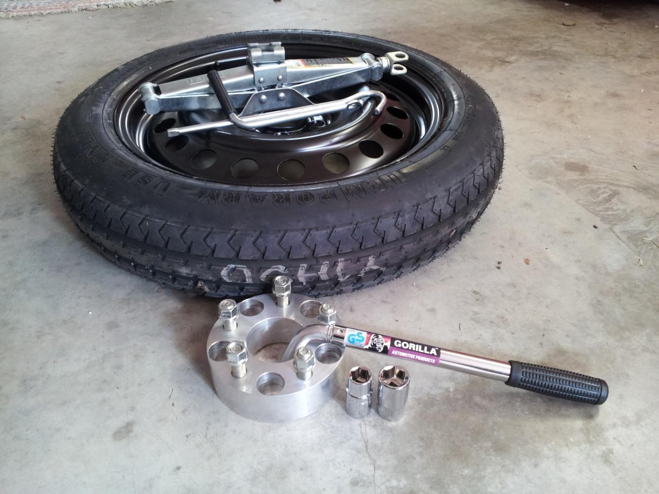 Ss Spare Tire Kit Camaro5 Chevy Camaro Forum Camaro