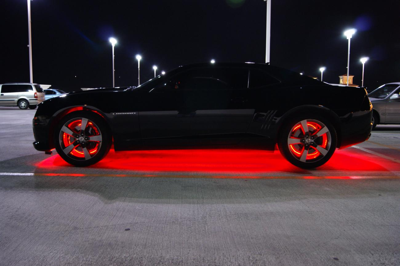 Led Grills And Underglow And Rims Camaro5 Chevy Camaro