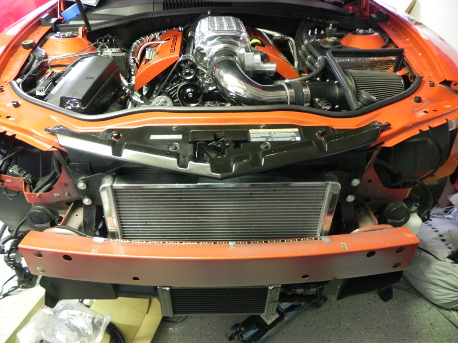 ZL1, CTSV, ZR1 and other intercooler pump flow test results