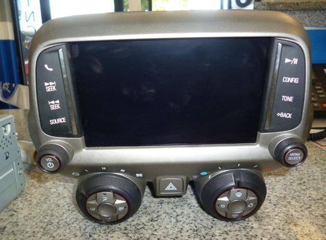 FS 2013 Camaro Navigation head unit on eBay - Camaro5 ...