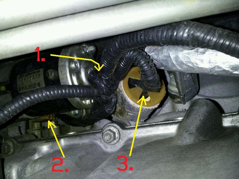 Crank Position Sensor  Help me find  - Camaro5 Chevy Camaro