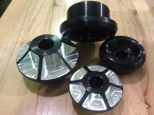Adm Billet Rear Subframe Bushings Camaro5 Chevy Camaro