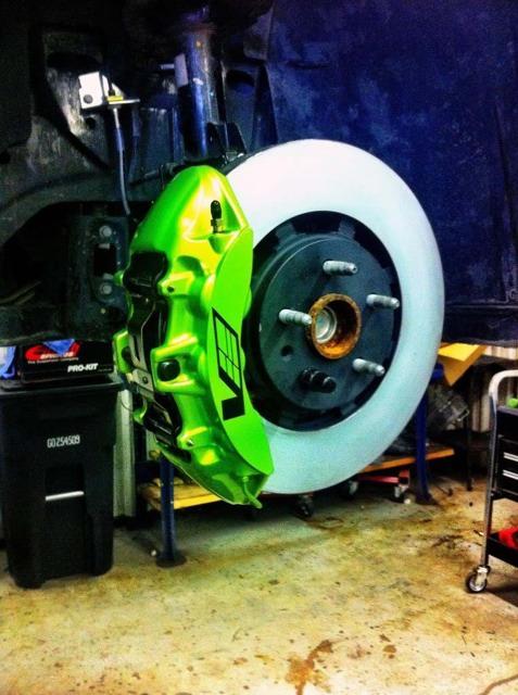 Brake Caliper Covers Or Paint Camaro5 Chevy Camaro