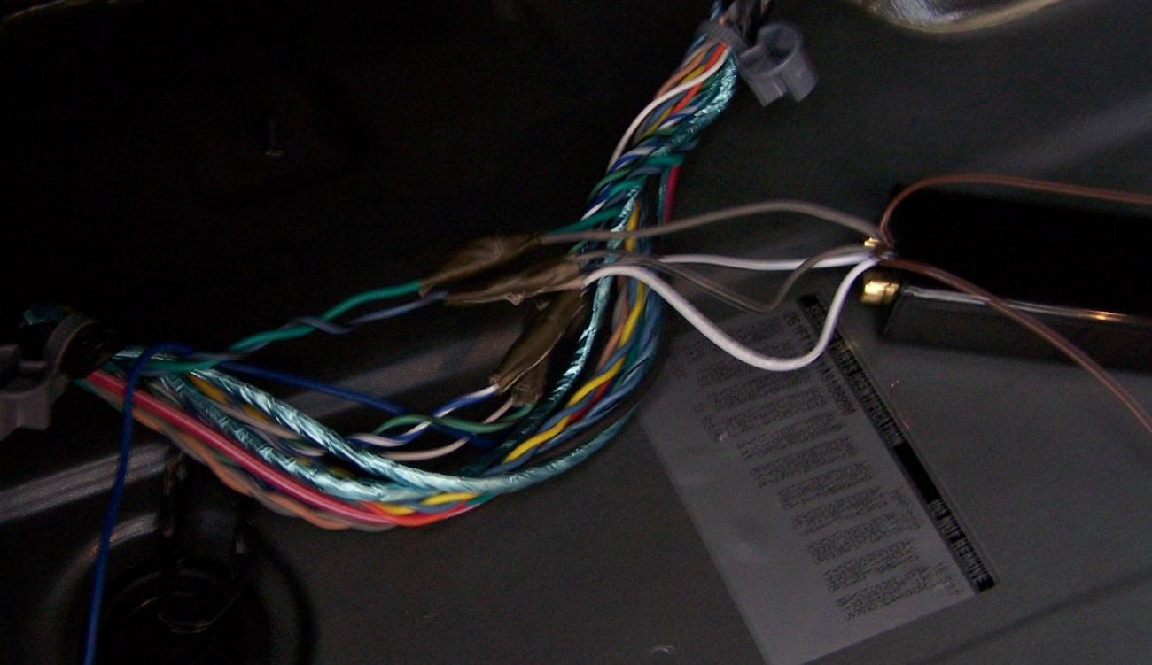 2010 camaro amp wiring diagram 2010 image wiring amp install how to w pics camaro5 chevy camaro forum camaro on 2010 camaro amp wiring