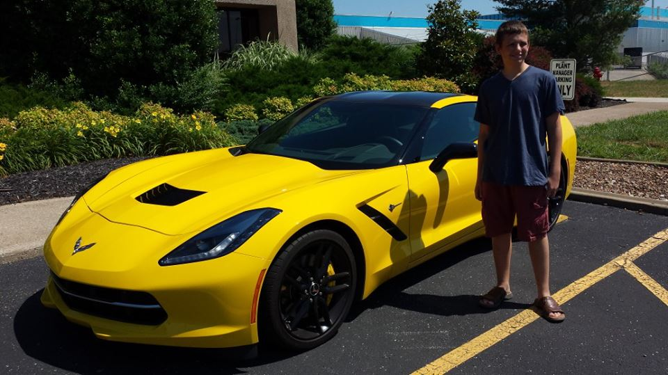 Gm Releases Official C7 Stingray Performance Numbers