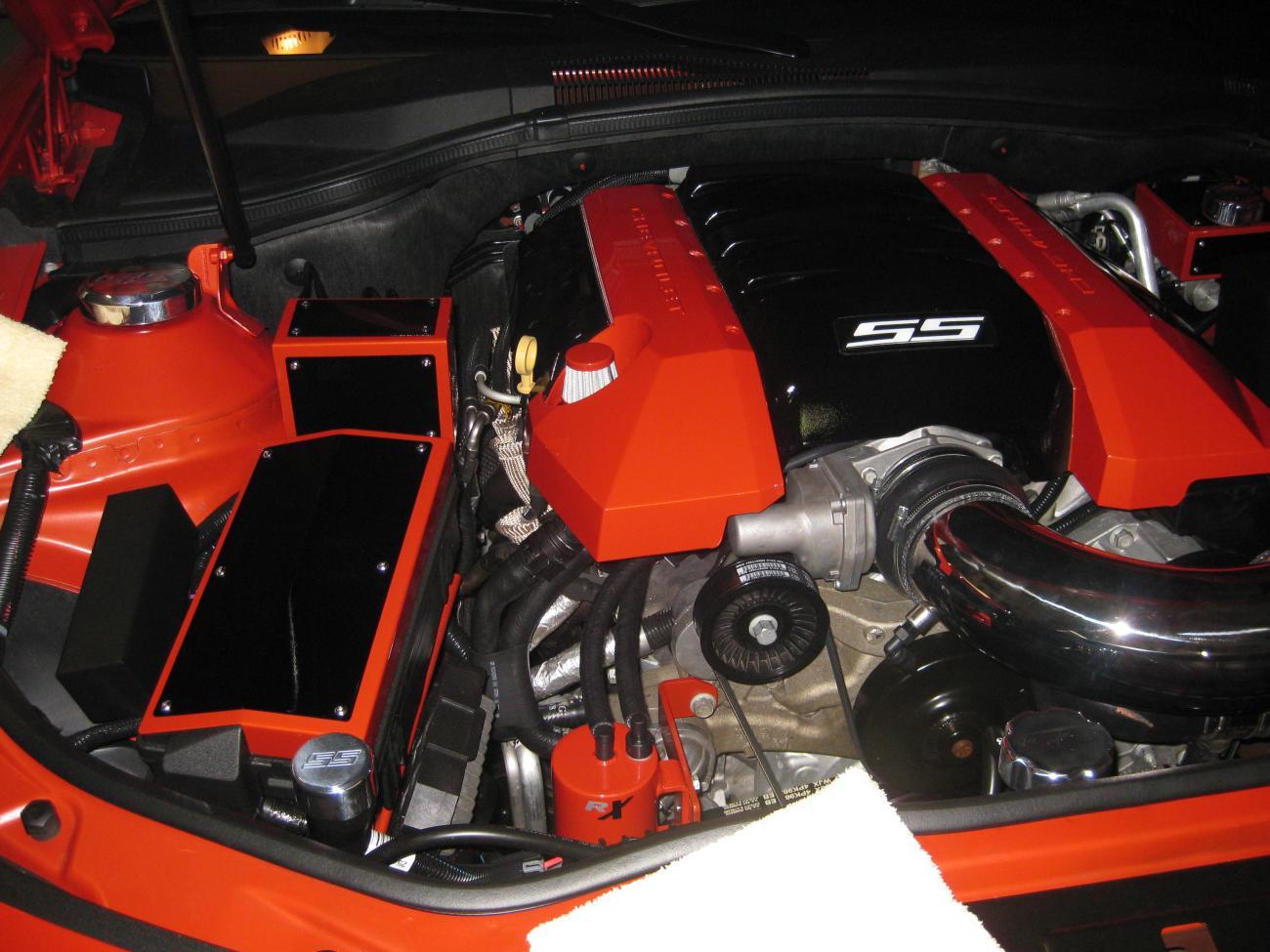 Fs Iom Gloss Black Custom Ss Engine Cover Charlotte