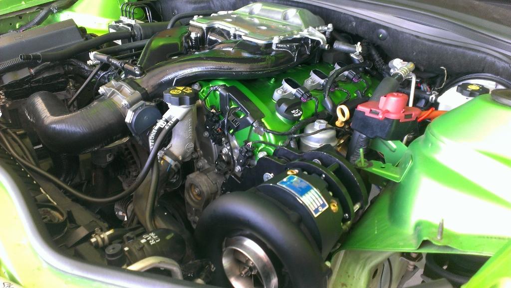 Ipf Camaro V6 Vs Procharger Mustang V6 Soon Camaro5