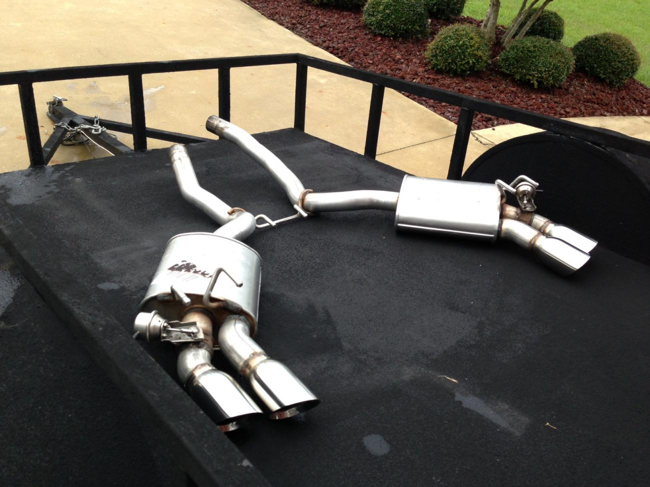 zl1 exhaust for sale - camaro5 chevy camaro forum    camaro zl1  ss and v6 forums