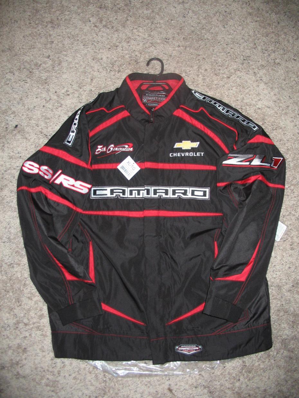 Camaro Jacket For Sale Red Black Xl Camaro5 Chevy Camaro Forum Camaro Zl1 Ss And V6