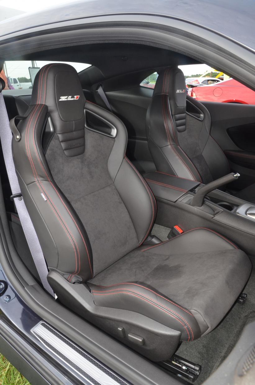 zl1 seats recaro camaro ss camaro5 forums option softly saber carry walk drive chevy