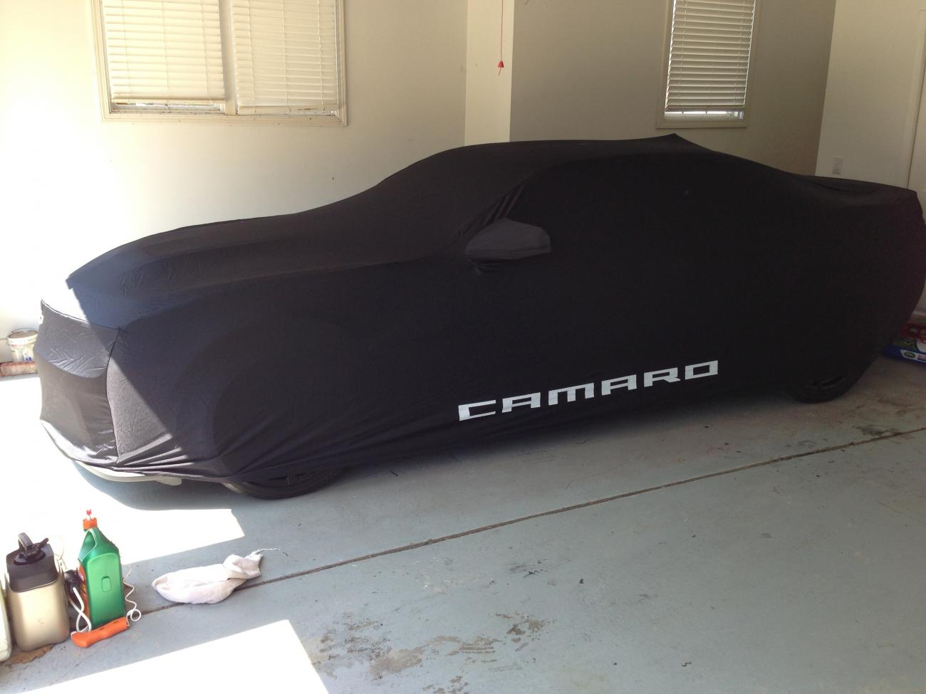 Camaro Indoor Car Cover