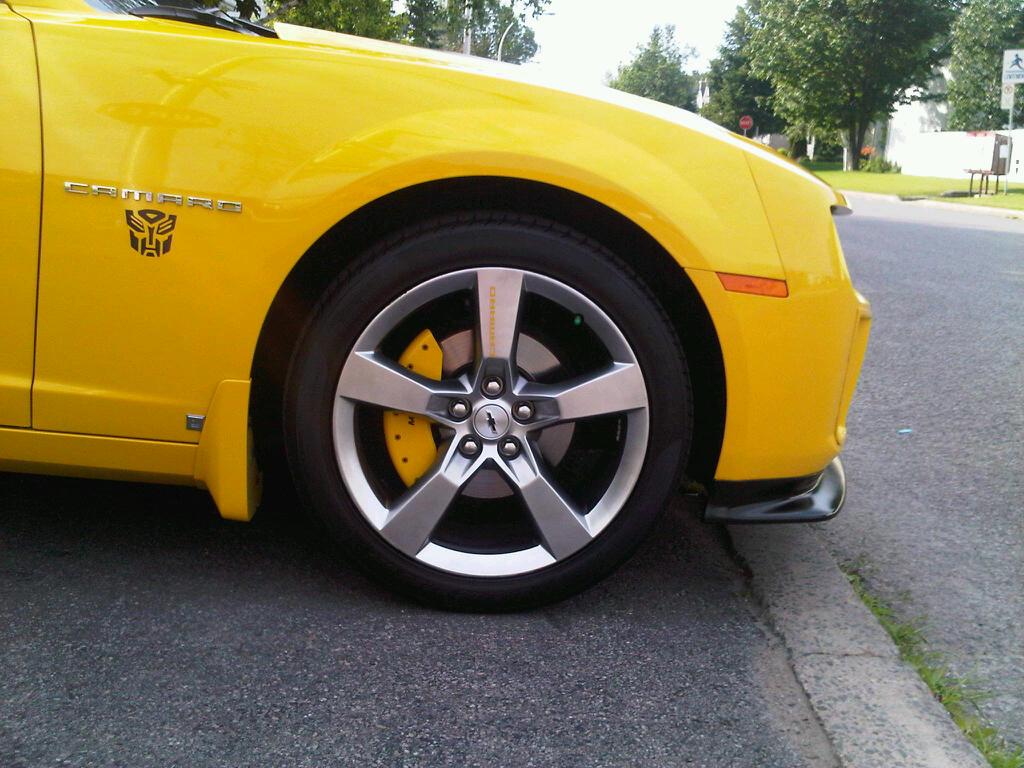 Camaro chevy camaro ss mpg : FOR SALE MPG YELLOW CALIPER COVERS - Camaro5 Chevy Camaro Forum ...