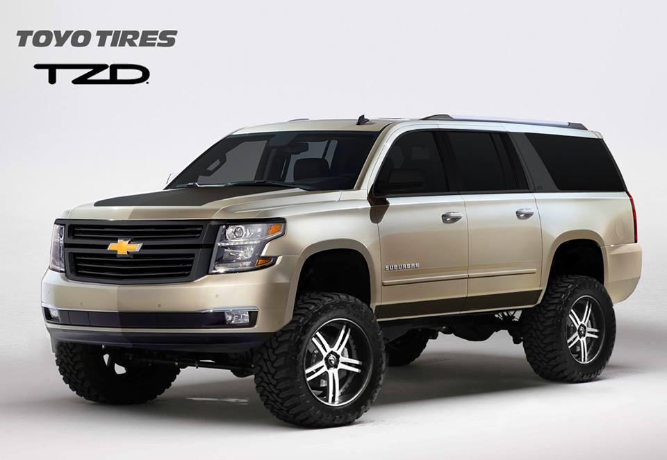 GM Reveals 2015 Chevrolet Tahoe/Suburban and GMC Yukon/Yukon