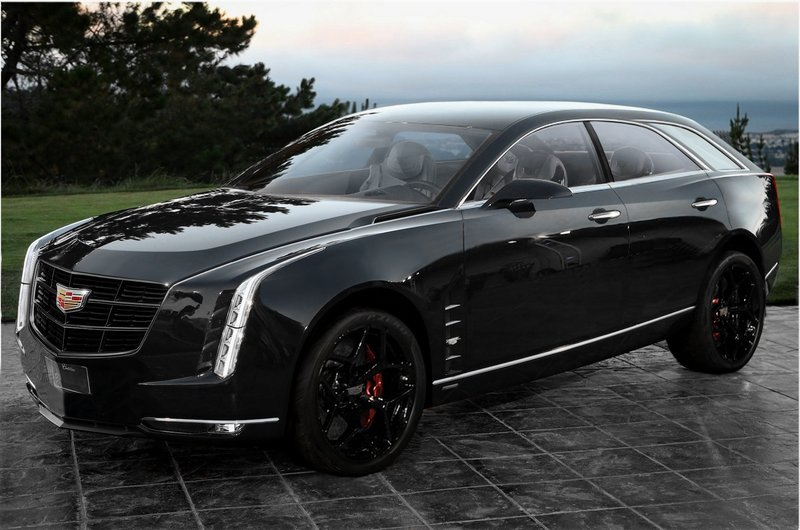 Interesting Cadillac Omega Cuv With Z28 Wheels Camaro5