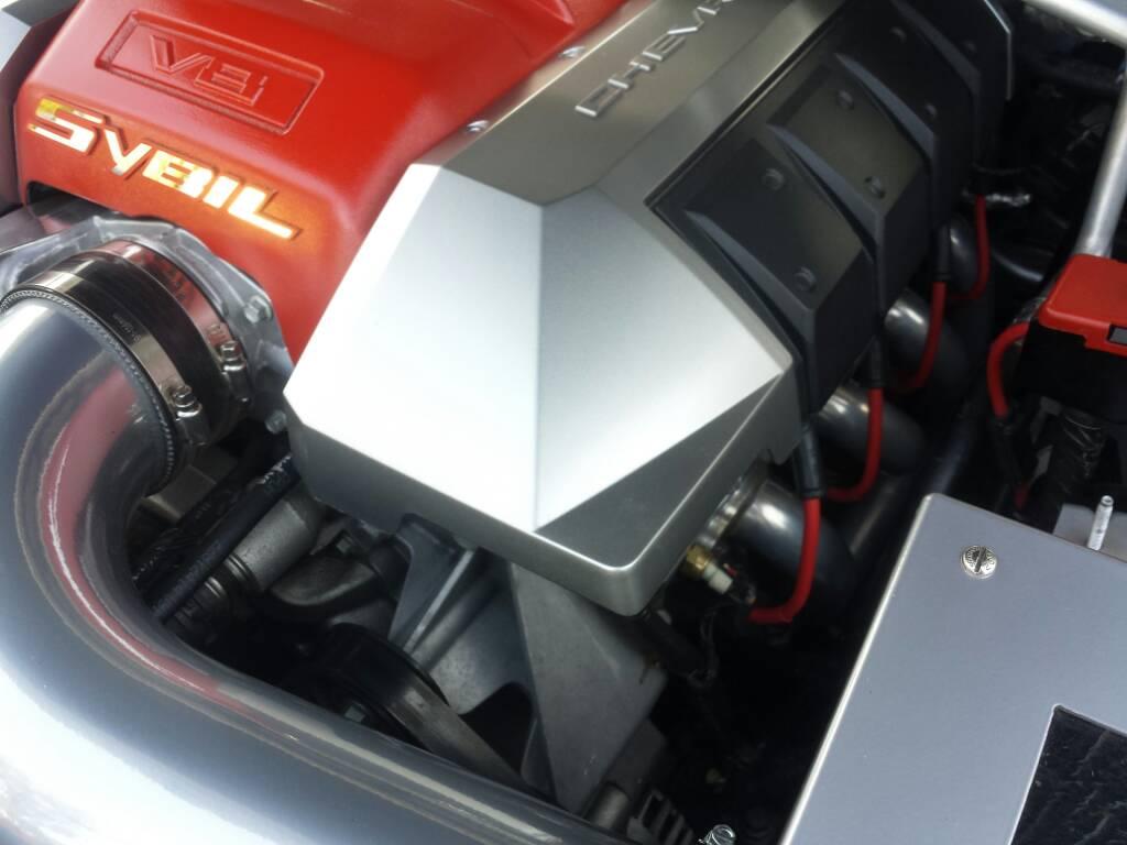 JBA power cables spark plug wires - Camaro5 Chevy Camaro ... on