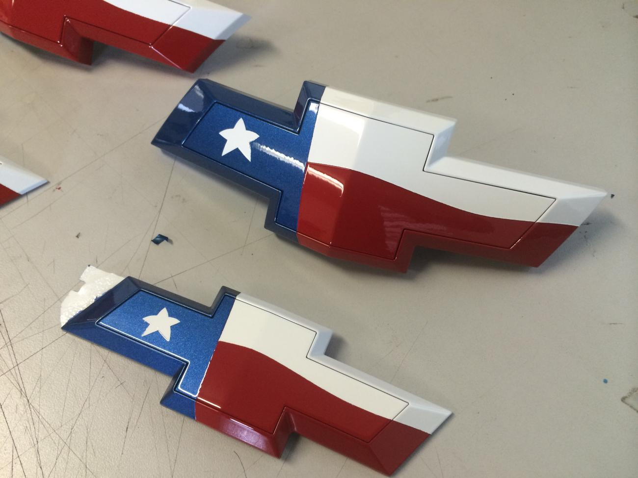 Custom painted texas flag bowties page 3 camaro5 chevy camaro forum camaro zl1 ss and v6 forums camaro5 com