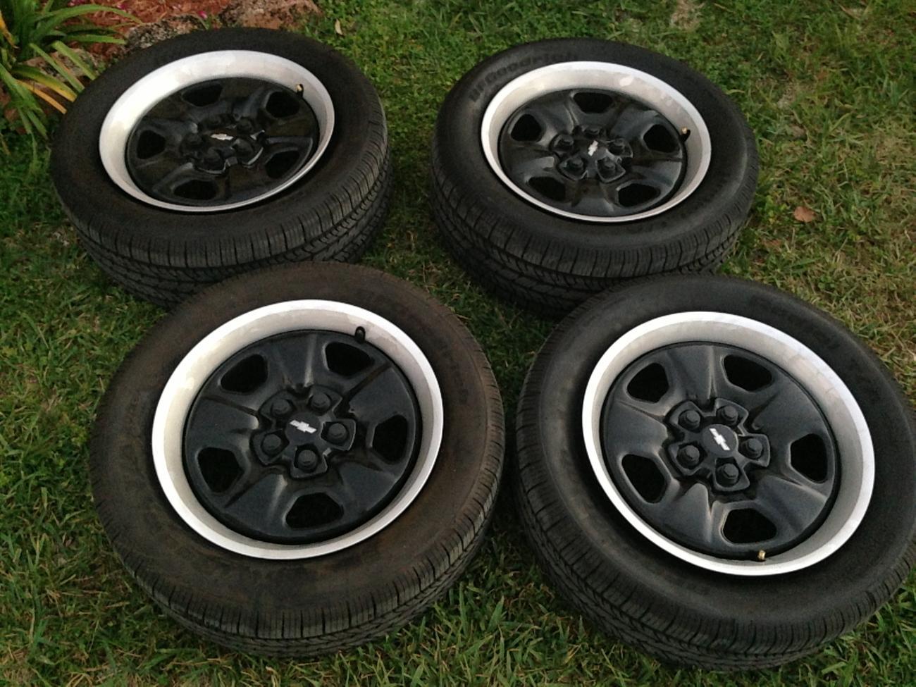 Camaro Rally Wheels And Polished Oem Rims Camaro5 Chevy