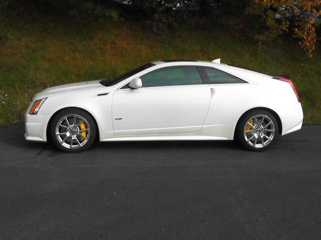 For Sale 2012 Cadillac Cts V Coupe Auto Camaro5 Chevy
