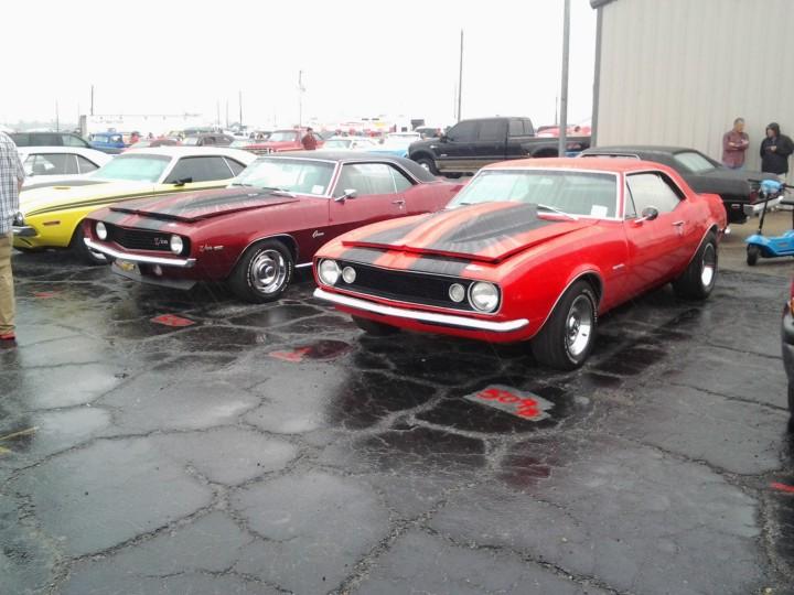 Moultrie Car Show >> Moultrie, GA Swapmeet & Car Show 11-23-13 (Photos of Classic Camaros) - Camaro5 Chevy Camaro ...