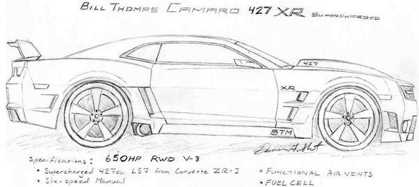 Bill Thomas Camaro Rumor? - Camaro5 Chevy Camaro Forum ...