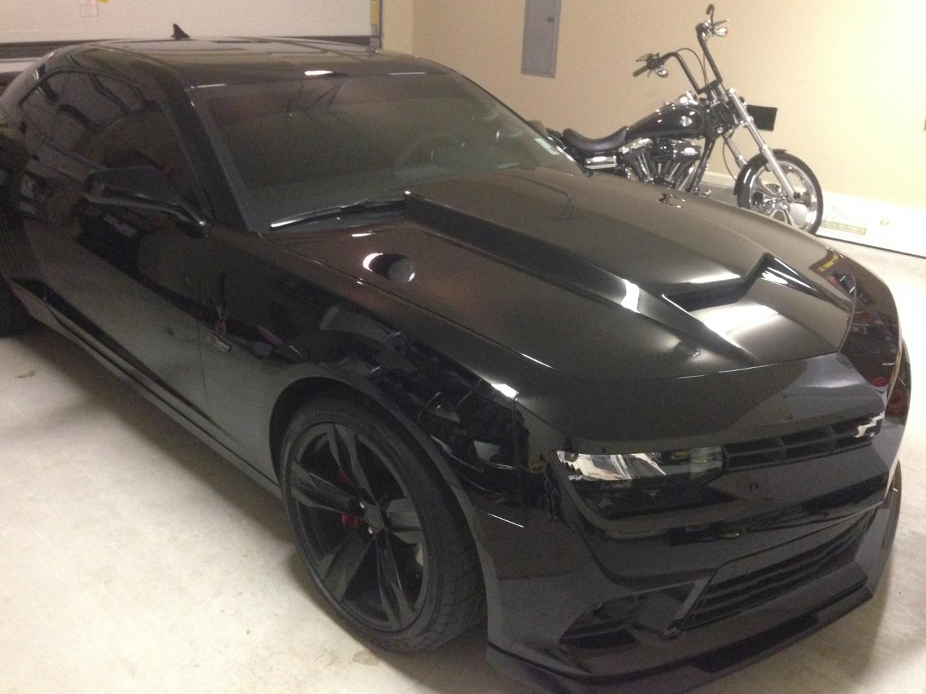 800rwhp 2014 Camaro 2SS1LE Black Widow For Sale  Camaro5 Chevy