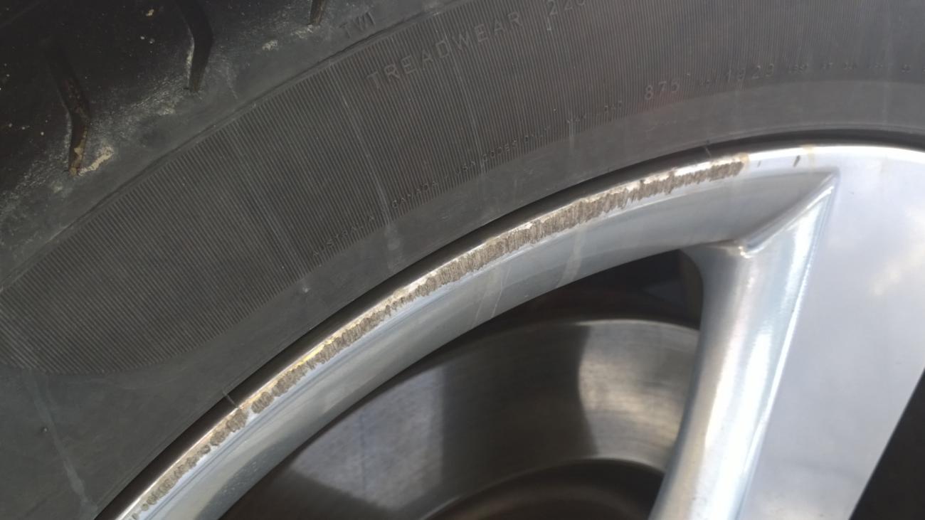 Curb Rash Repair Camaro5 Chevy Camaro Forum Camaro Zl1 Ss And