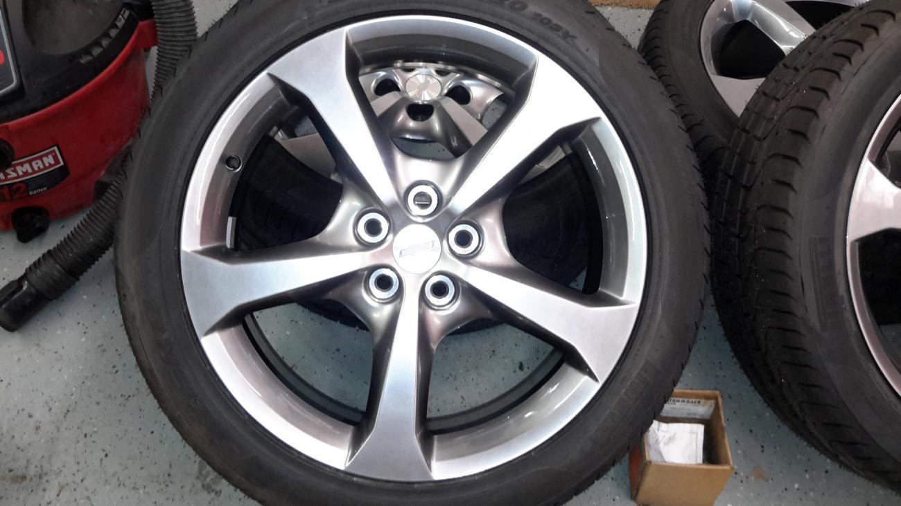 2014 Camaro Ss Wheels Tires Camaro5 Chevy Camaro Forum