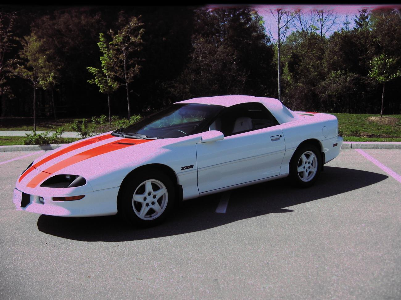 1997 30th Anniversary Z28 Production Numbers Camaro5 Chevy