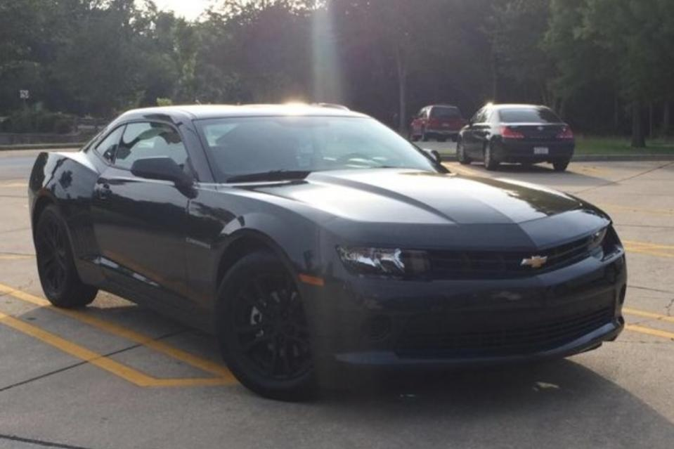 Used Chevrolet Camaro Ss 1le 2014 For Sale On Craigslist ...