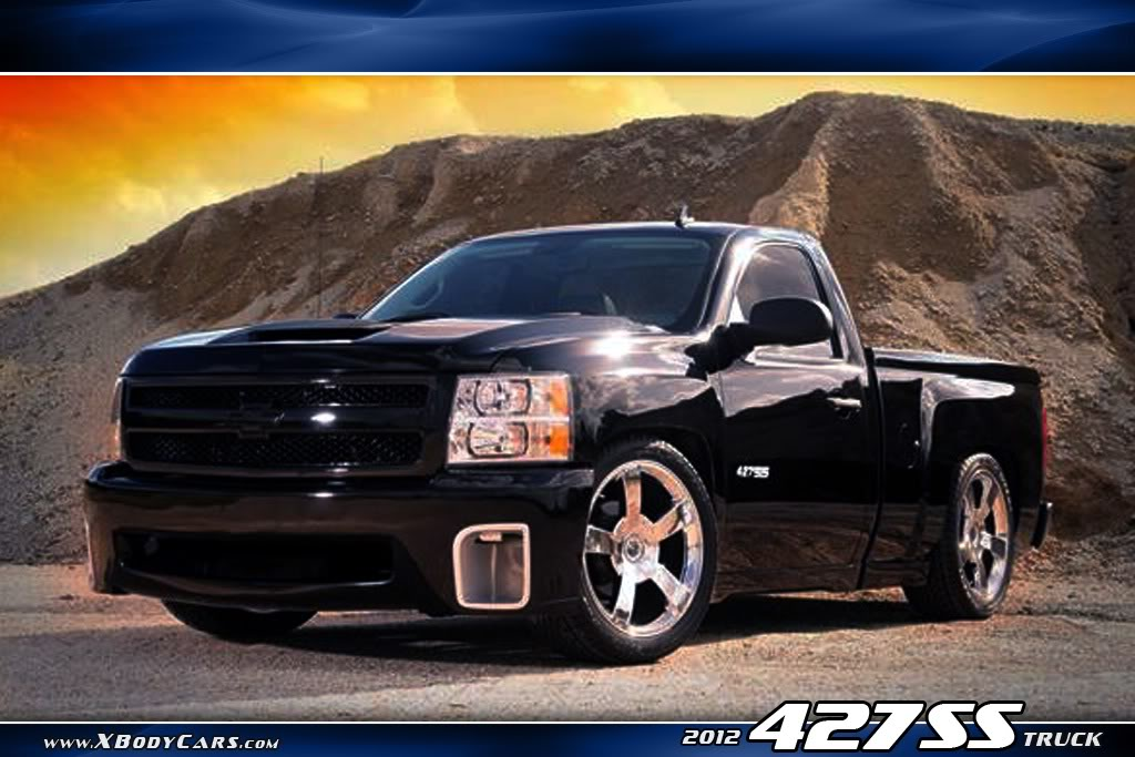Will Chevrolet Ever Build And Another Silverado Ss Page 2 Camaro5 Chevy Camaro Forum Zl1 V6 Forums
