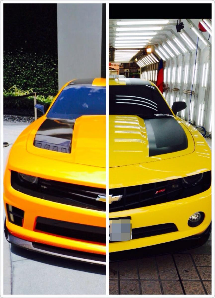 The Transformers 3 Type Blebee In Taiwan Camaro5 Chevy Camaro Forum Zl1 Ss And V6 Forums
