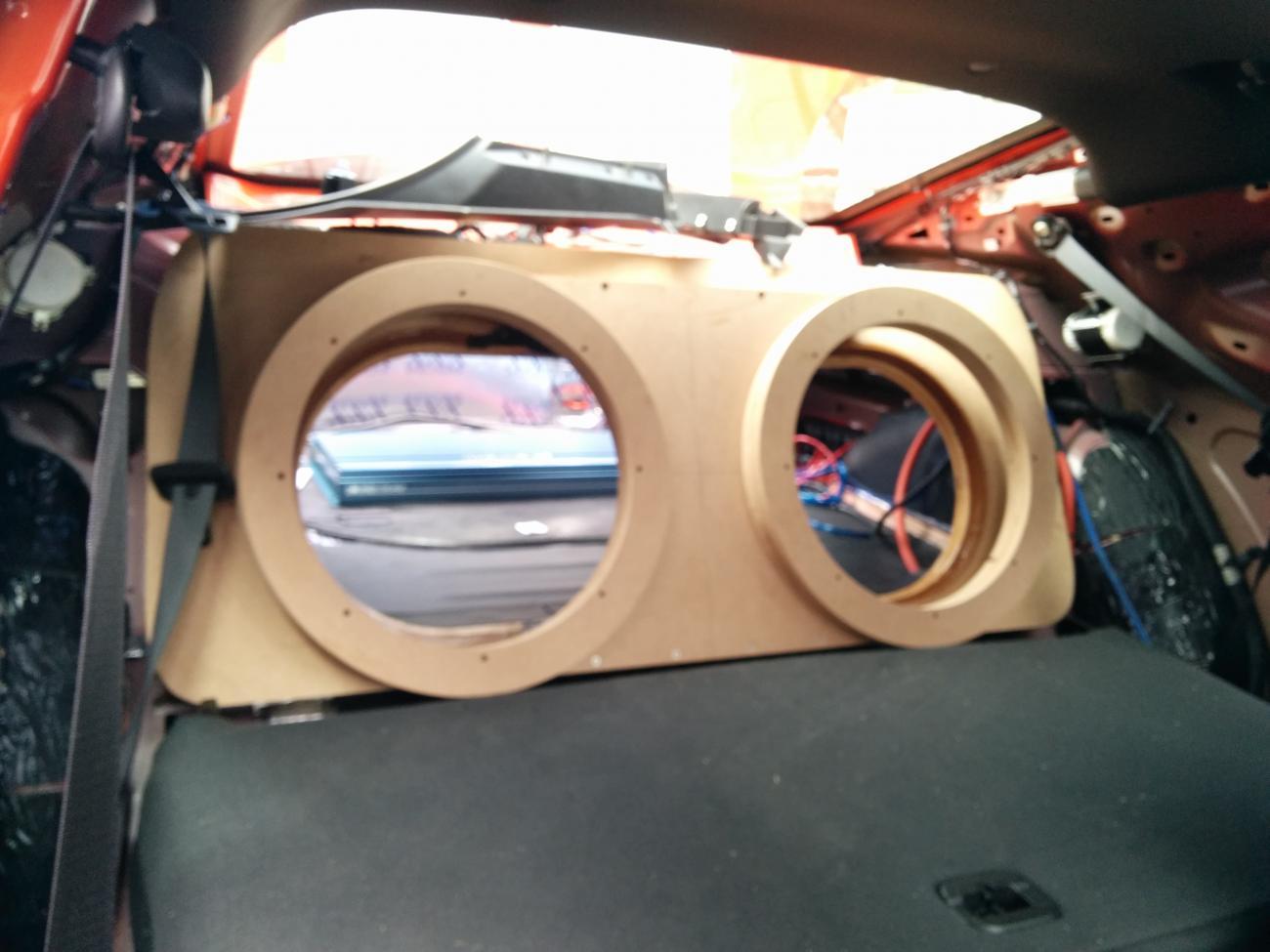Looking for Infinite Baffle installs - Camaro5 Chevy Camaro Forum